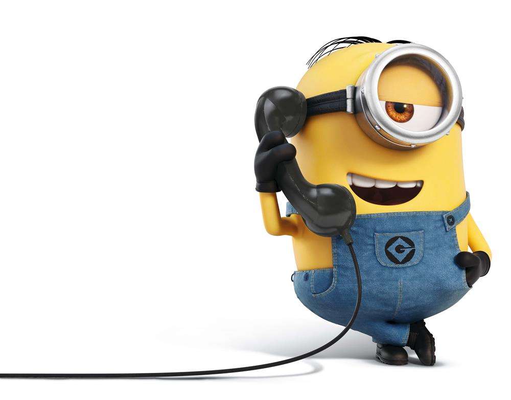 Stuart_Minion_Plush Toy